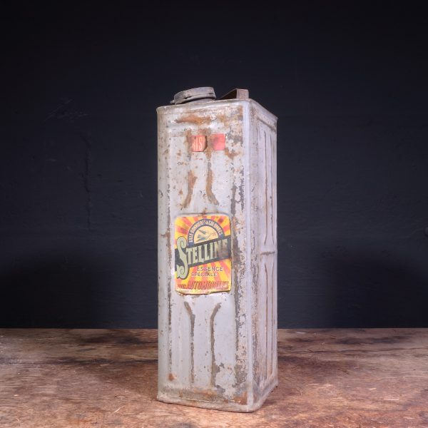 1920's Stelline Petrol Can