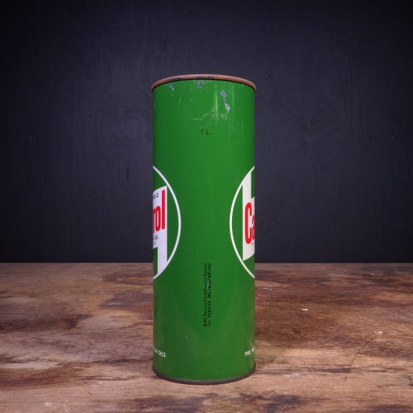 1950 Castrol Motor Oil Can