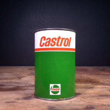 1970 Castrol Motor Oil can