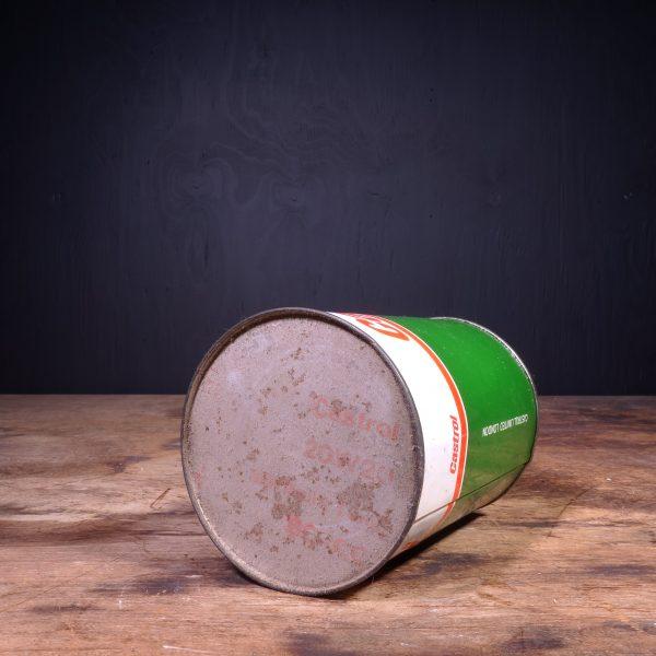 1970 Castrol Motor Oil can