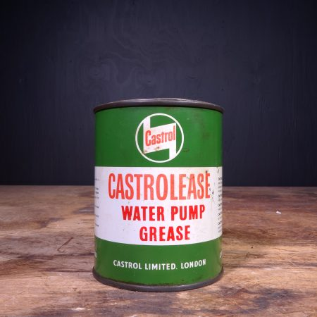 1950 Castrol Castrolease Water Pump Grease can