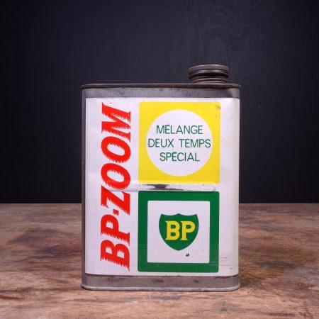 1960 BP Zoom Motor Oil Can