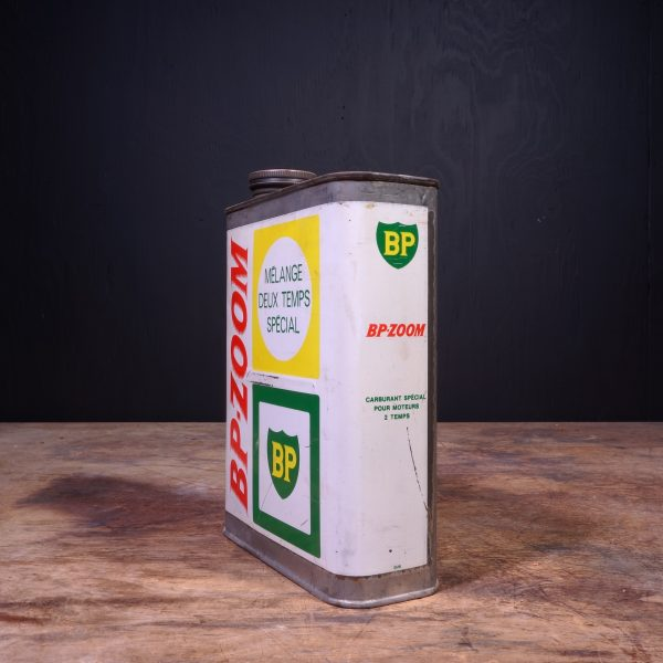 1960 BP Zoom Motor Oil Can