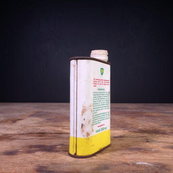 1960 BP Lack Reiniger Can