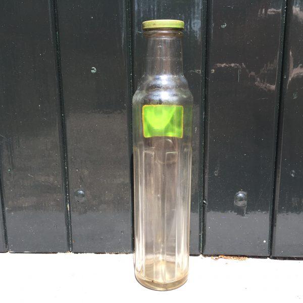 1940's BP Energol Motor Oil bottle