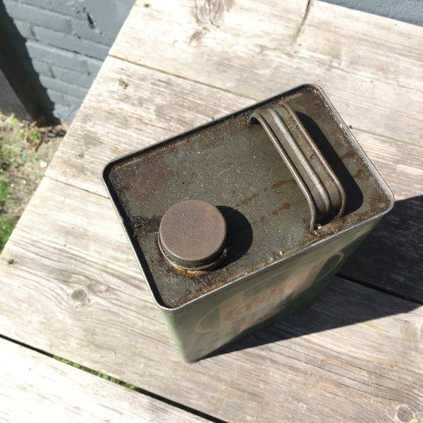 1940's Castrol Motor Oil XXL oil can