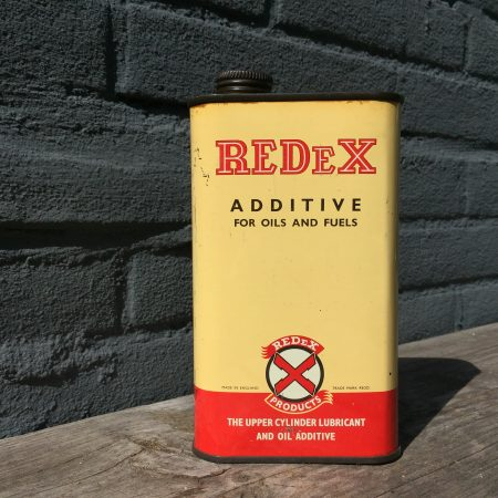 1950's Redex Additive can