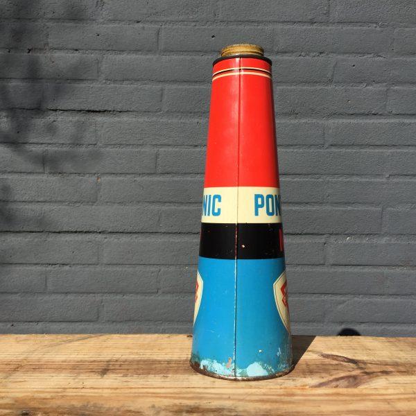 1940's Purfina Pontonic MP oil can