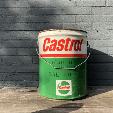 1970's Castrol Gear Oil can