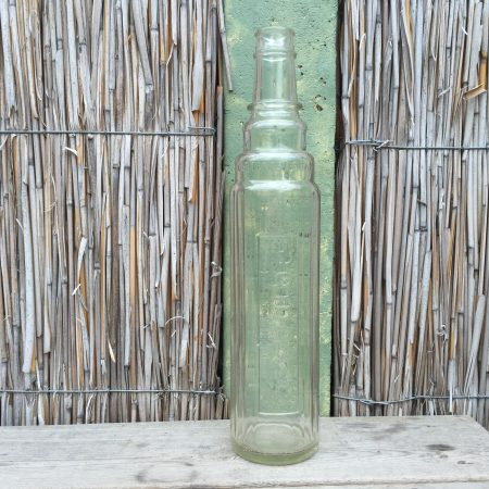 1950's Essolube Motor Oil bottle