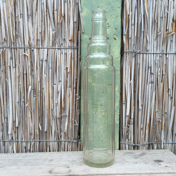 1950's Essolube Motor Oil bottle