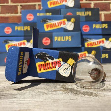 1950's Philips car light bulbs