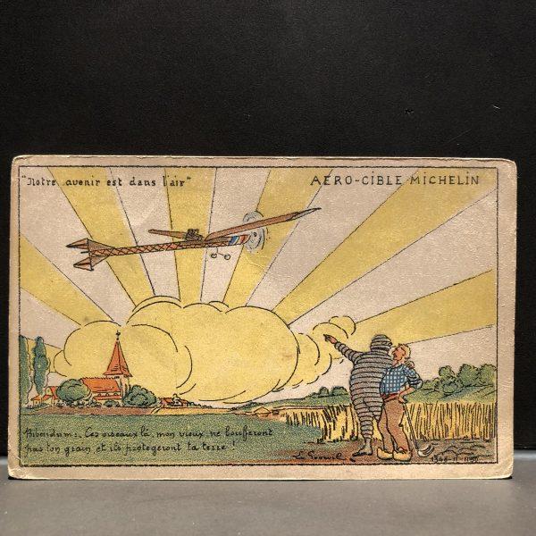 1910's Michelin postcard