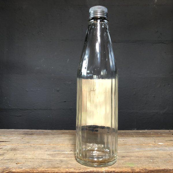 1954 Essolube Motor Oil Semi-Denso bottle