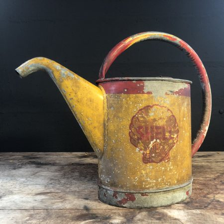 1930's Shell water can