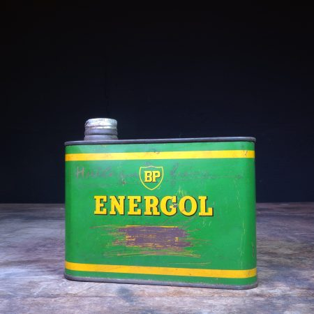 1950's BP Energol Antigel oil can