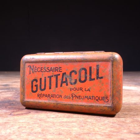 1940's Guttacoll Repair Tin