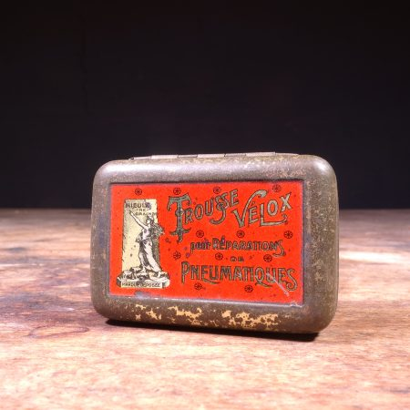 1930's Trousse Velox Tire Repair Tin
