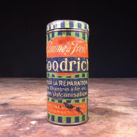 1940's Goodrich Repair Tin