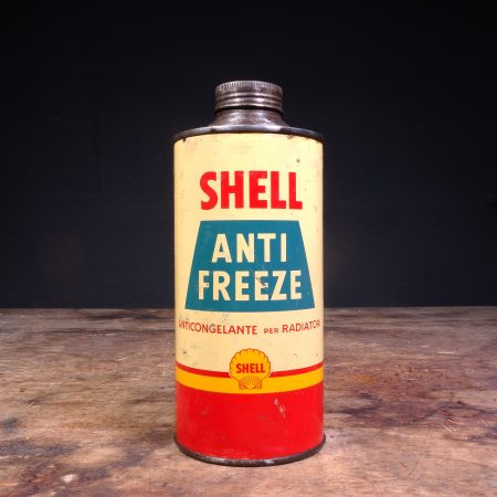 1950's Shell Anti Freeze Can