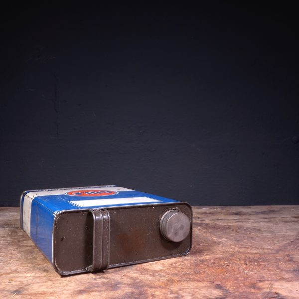 1940's Gulf Oil Can