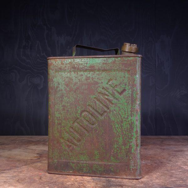 1920 Autoline Petrol Can