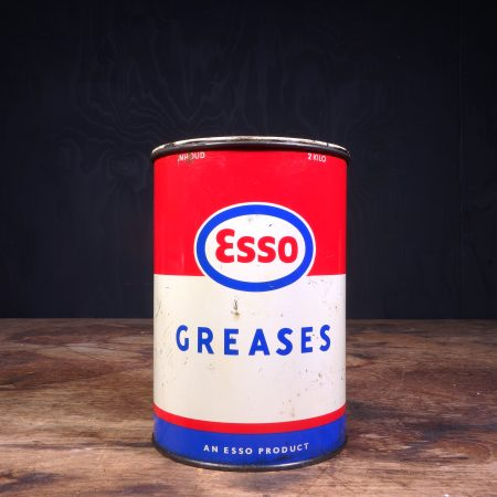 1950 Esso Greases Can
