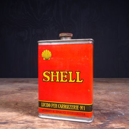 1920 Shell Lucido Per Carrozzerie Can