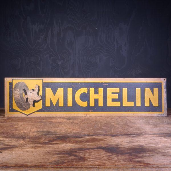 1950 Michelin Sign