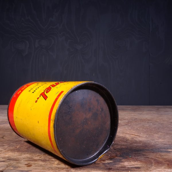 1950 Sternel Lubrication Grease Can