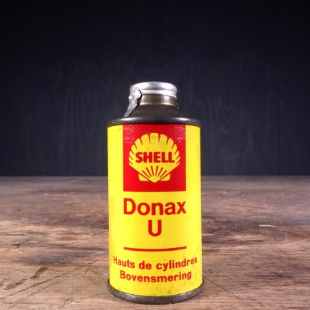 1950 Shell Donax U Oil Can