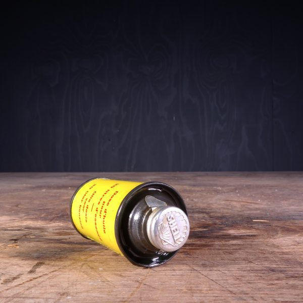 1950 Shell Donax U Oil Can
