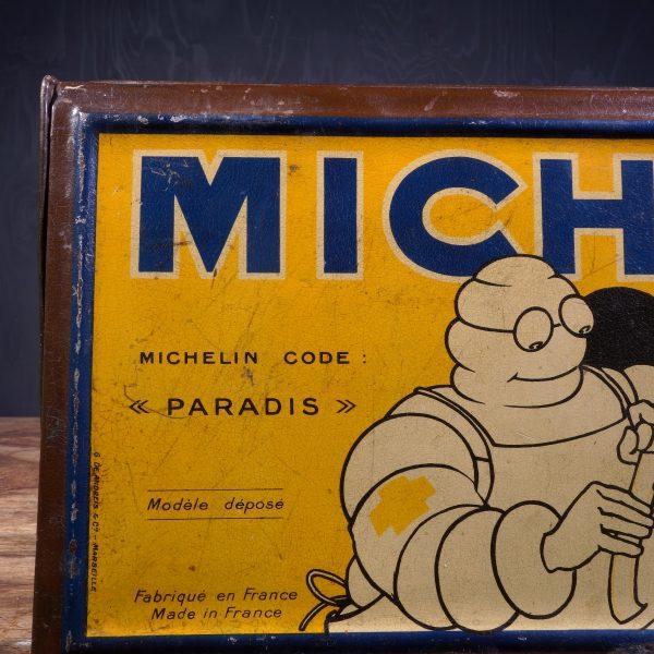 1920 Michelin Paradis Repair Box