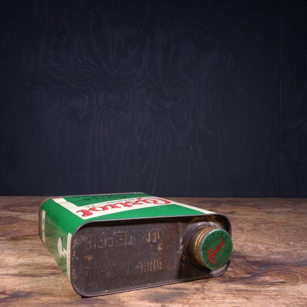 1930 Castrol Huile Pour Moteurs XL Oil Can