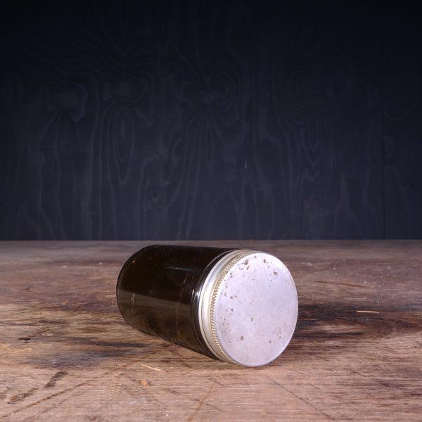 1940 Gulf Grease Bottle
