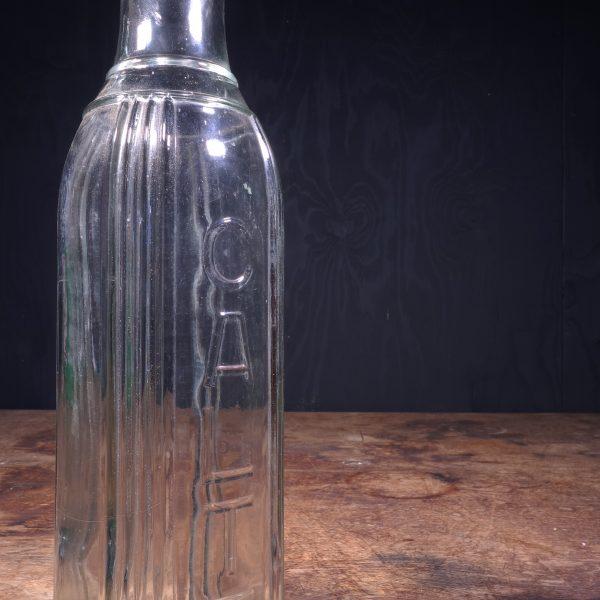 1940 Caltex Motor Oil bottle