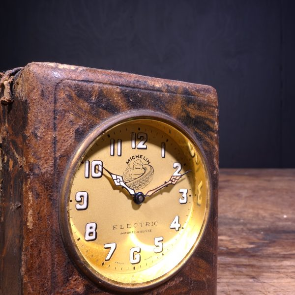 1920 Michelin Travel Clock