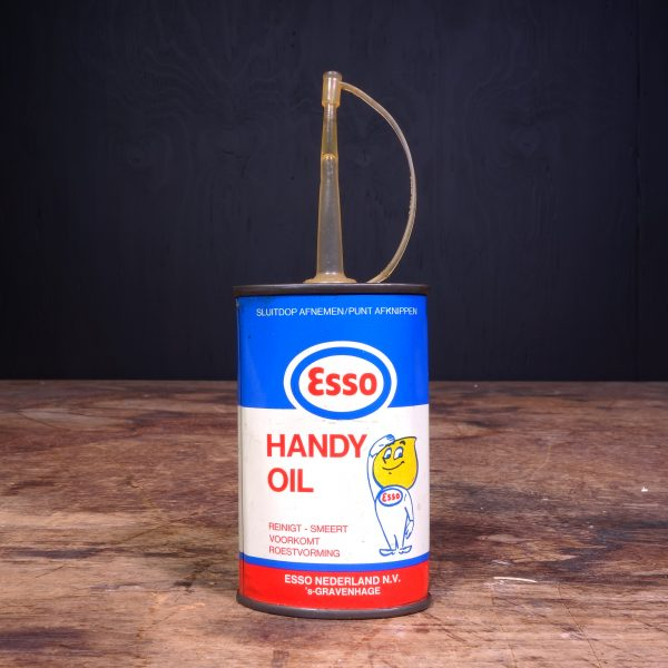 1950 Esso Handy Oil Can