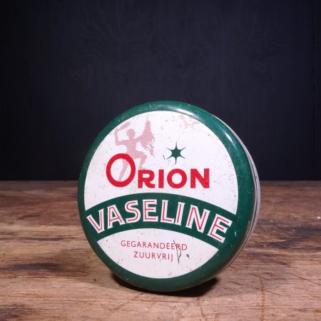 1950 Orion Vaseline Can