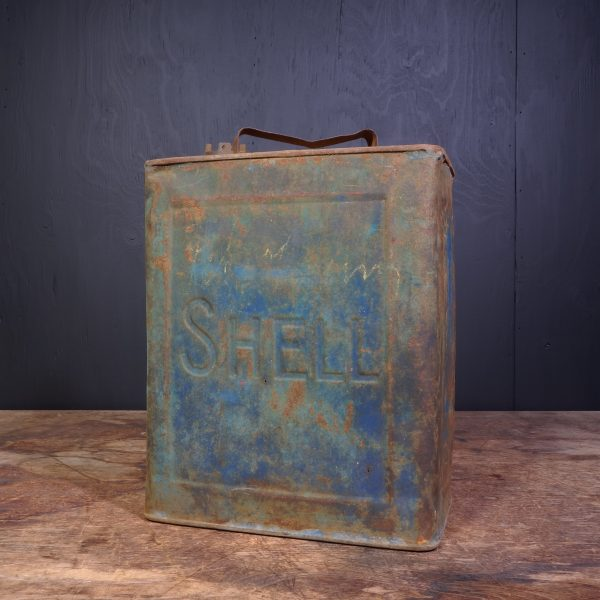 1920 Shell Petrol Can