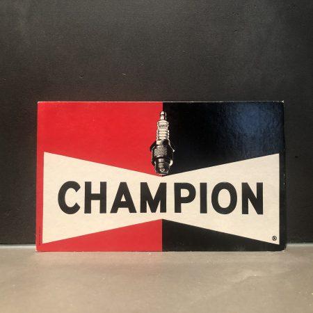 1950 Champion Blotter