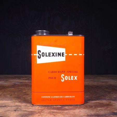 1950 Solex Solexine Olie Huile Oil Can