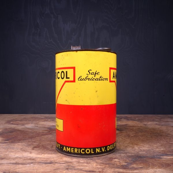 1950 Americol Oil Can