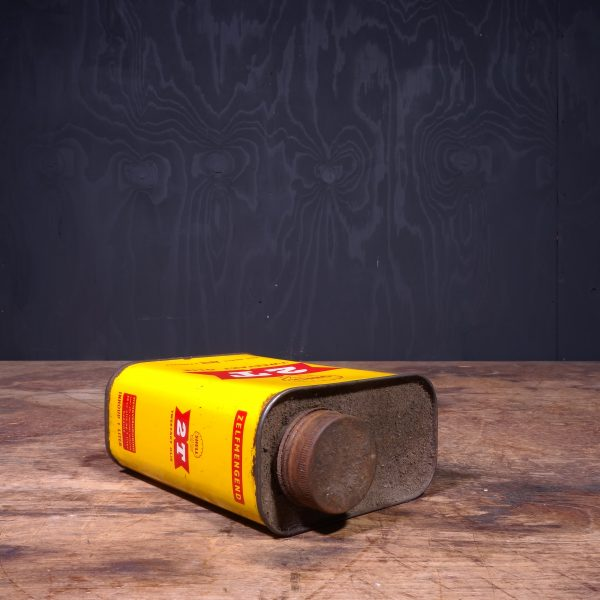1950 Shell 2T Motor Oil Can