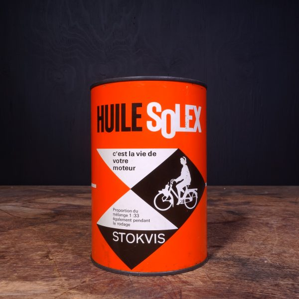 1950 Solex Olie Huile Oil Can