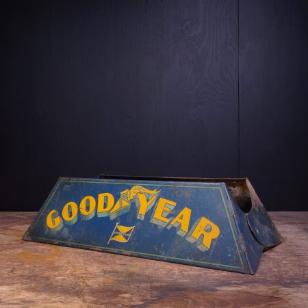 1940 Goodyear Tire Stand