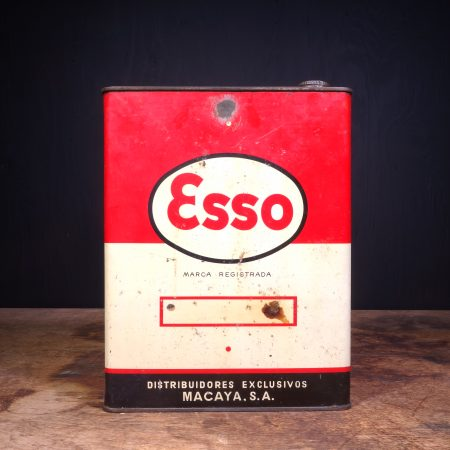 1940 Esso Motor Oil Can