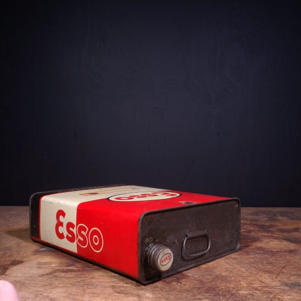1940 Esso Motor Oil Can