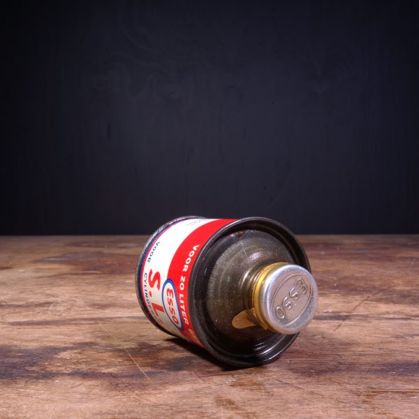 1950 Esso SL Motor Oil Can