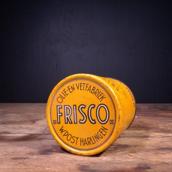 1950 Frisco Grease Can